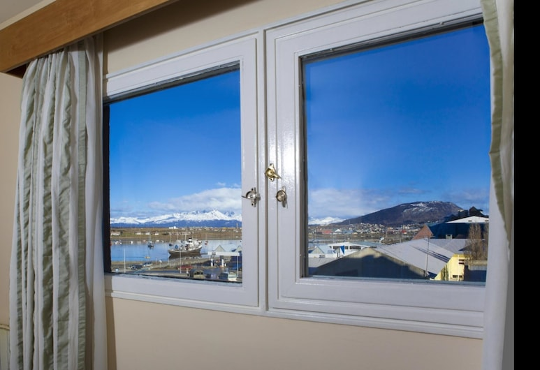 Hotel Canal Beagle, Ushuaia, ห้องจูเนียร์สวีท, เตียงคิงไซส์ 1 เตียง, วิวจากห้องพัก