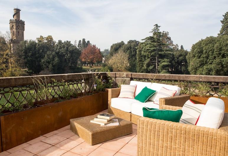 AdAstra Suites, Florence, Terrace/Patio