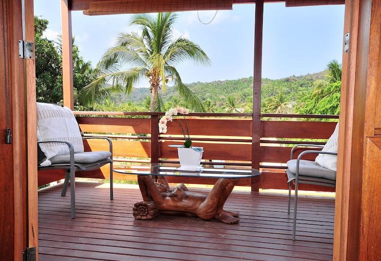 Hotel Casa San Pancho, San Franzisco, Panoramic-Suite, Terrasse, Bergblick, Balkon