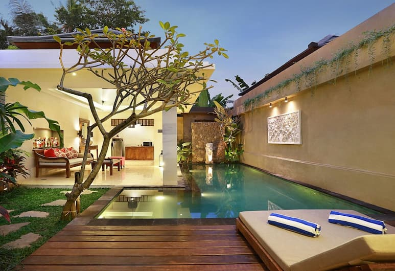 峇里卡馬傑亞別墅飯店, 烏布, 外觀
