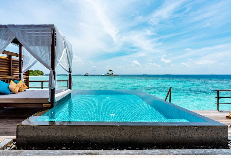 Furaveri Island Resort & Spa, Furaveri, Ocean pool villa, Výhled z pokoje