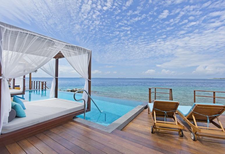 Furaveri Island Resort & Spa, פוראברי, Two bedroom Reef residence with Pool, בריכה פרטית