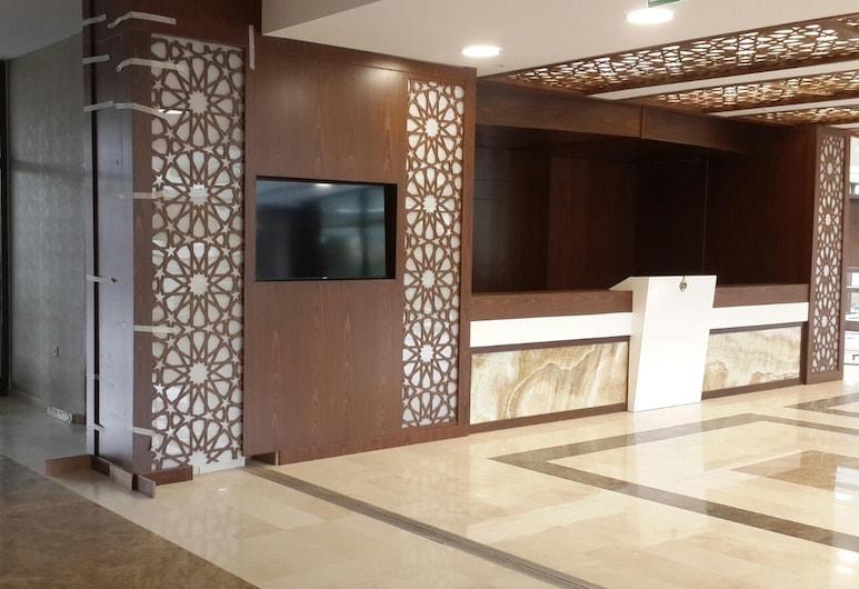 Prestige Thermal Hotel Spa & Wellness, Ayas, Rezeption
