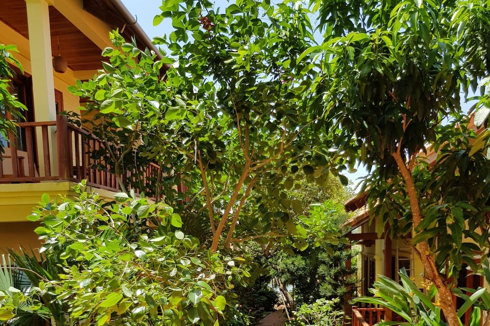 Familienzimmer - Balkon