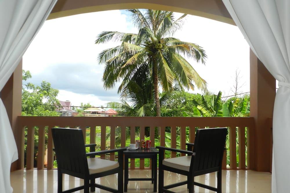 Family Suite, 1 Bedroom, Balcony, River View - Balcony