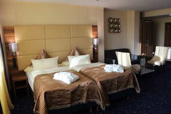 Fotografia do Grand Hotel Empire Frankfurt em Frankfurt