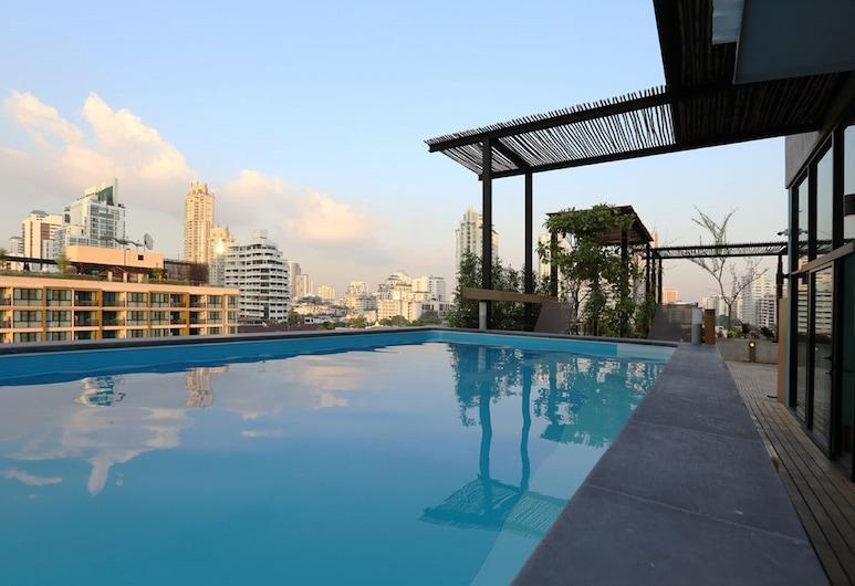 ティンツ オブ ブルー ホテル, バンコク, プール