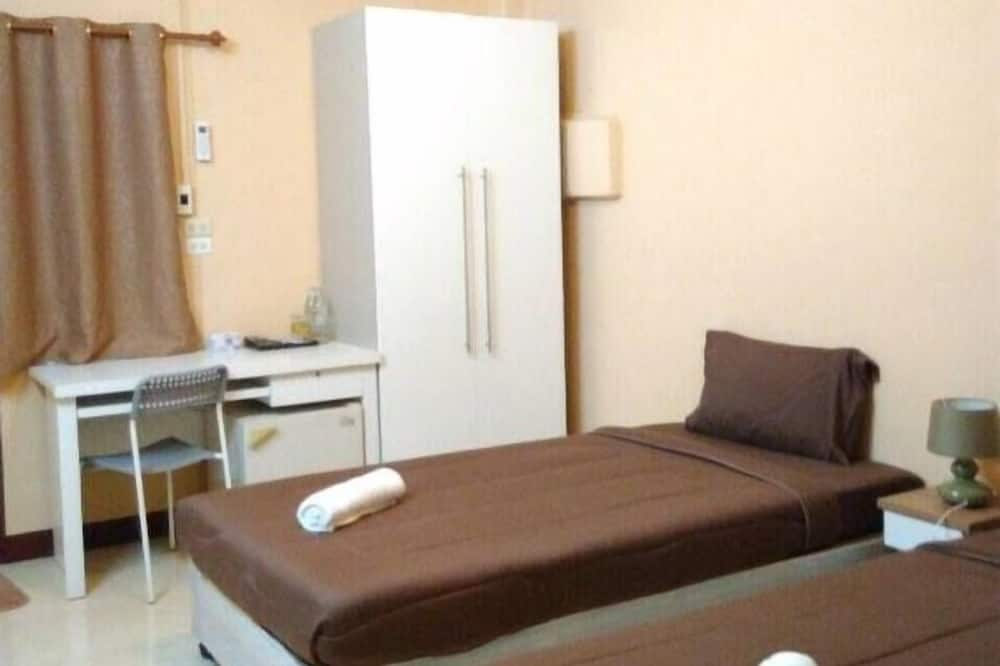 Deluxe Double Room - Dzīvojamā zona