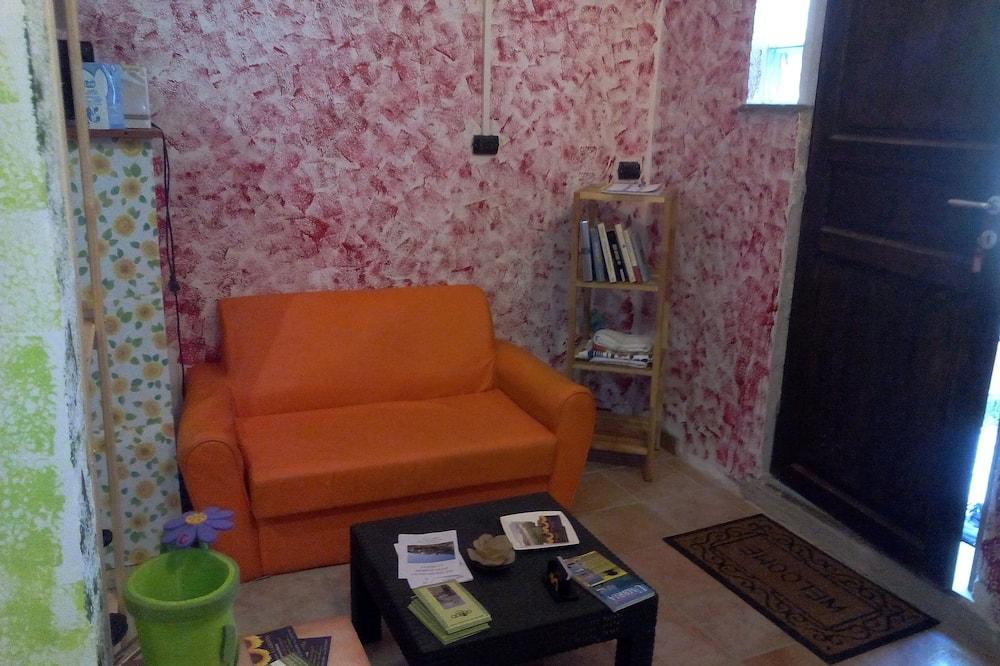 Residenza familiare, 1 camera da letto, non fumatori, vista giardino - Area soggiorno