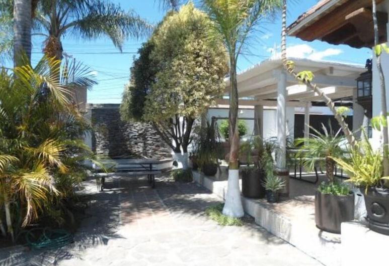 Hotel Boutique D' Paola, Valle de Bravo, Aed