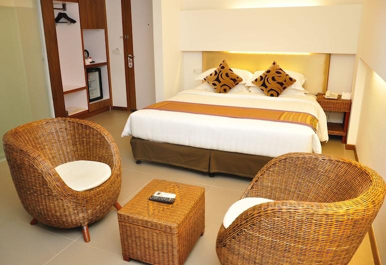ザ RGN シティ ロッジ, ヤンゴン, デラックス ルーム, 部屋