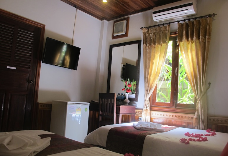 Golden Lotus Place, Luang Prabang, Standard Twin, Guest Room View