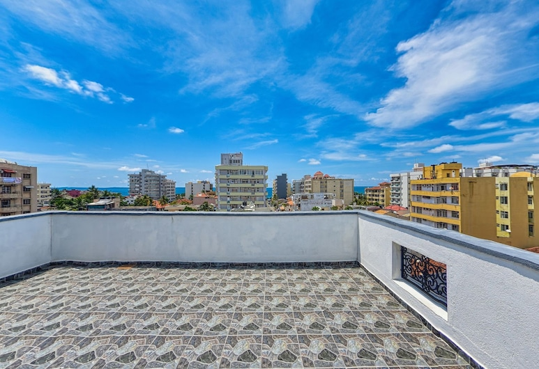 Ocean Breeze Apartment Colombo, Colombo, Deluxe Apartment, 6 Bedrooms, Sea View, Terrace/Patio