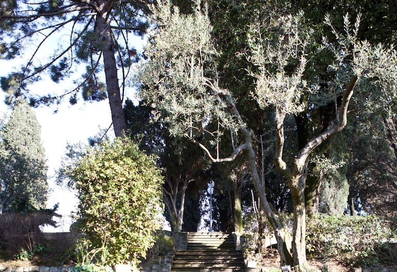 La Dolce Casetta, Grottaferrata, Áreas del establecimiento