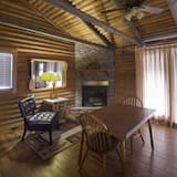 Cabin, Kitchenette, River View - Room