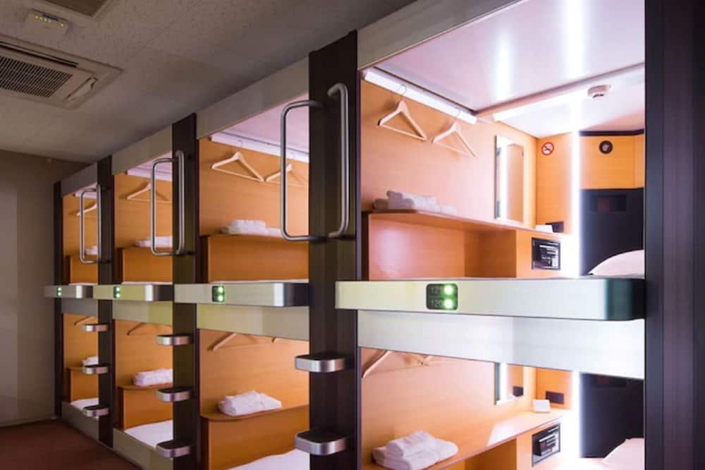 Mixed Dormitory with Bunk Capsule - Bathroom