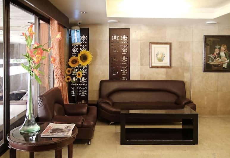 櫻花賓館馬尼拉飯店, 馬尼拉, 客廳
