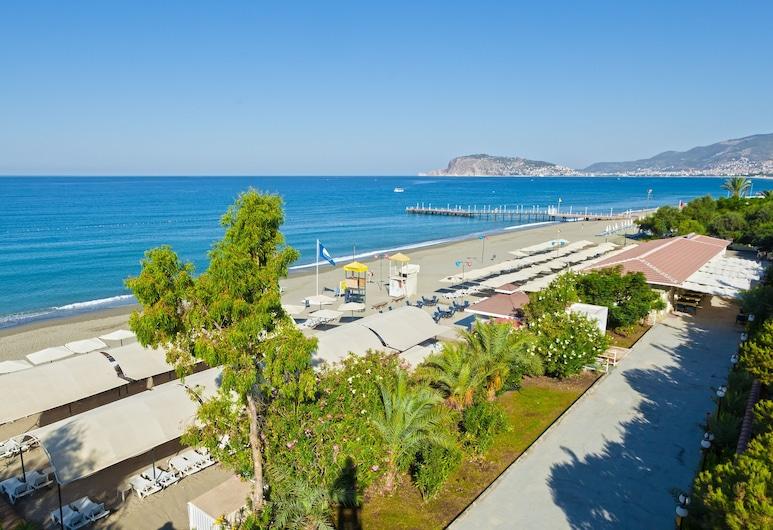 Club Paradiso Hotel - All Inclusive, Alanya, Bãi biển