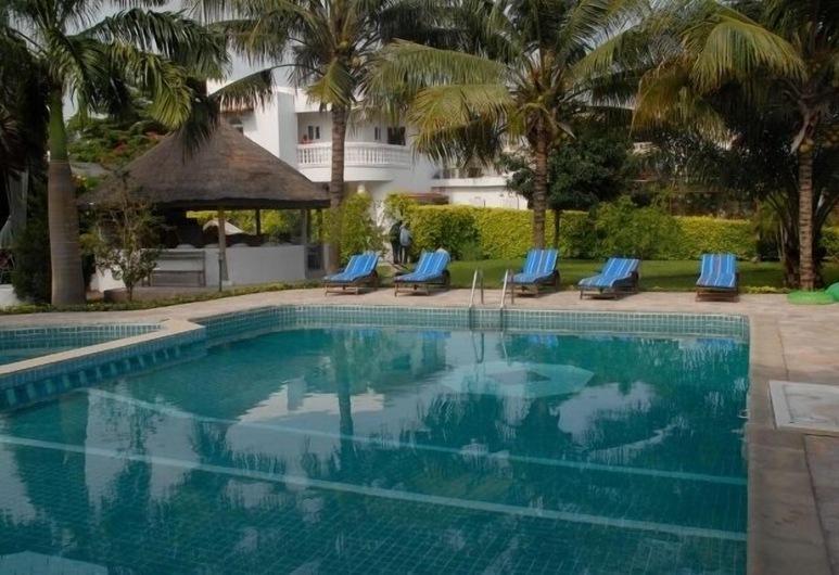 Hôtel Casa Cornelia, Sèmè-Kpodji, Outdoor Pool