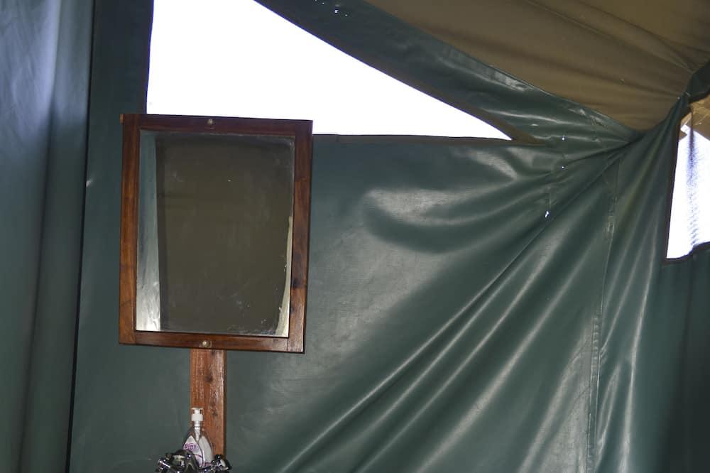 Superior Tent - Bathroom