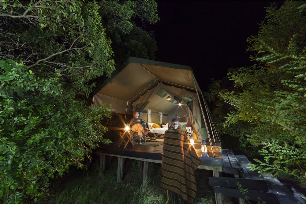 Exclusive Tent - Guest Room