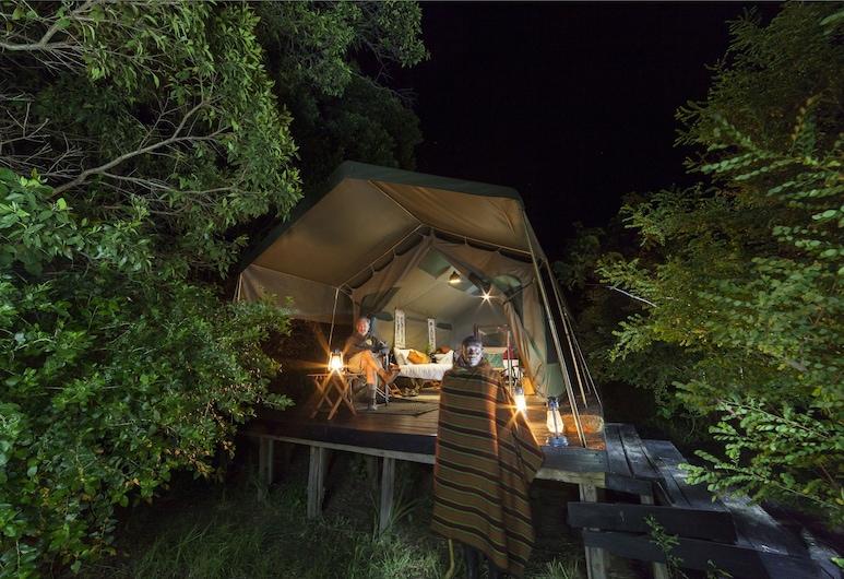 Julia's River Camp, Maasai Mara, Exklusivt tält, Gästrum