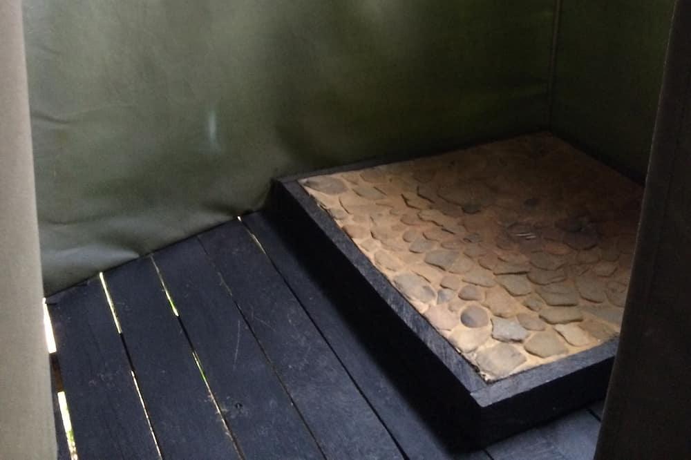 Classic Tent - Bathroom
