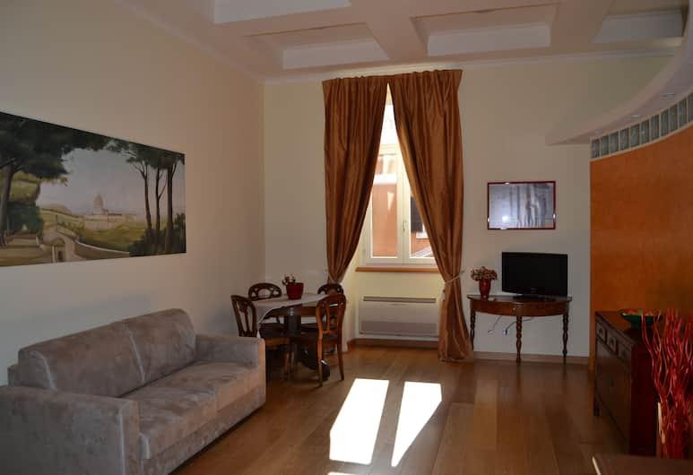 I Prati di Roma Suite, Rome, Suite Superior, Area soggiorno