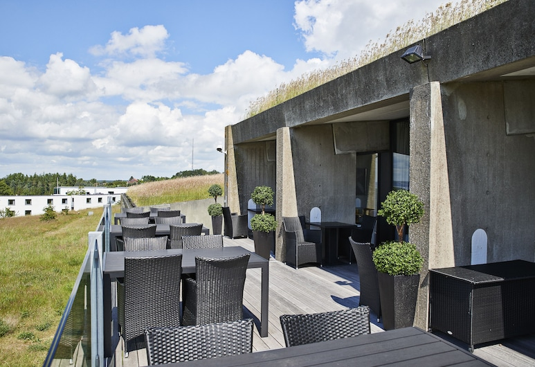Danhostel Ebeltoft, Ebeltoft, Terrace/Patio