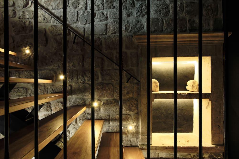 Entrada (parte interna)