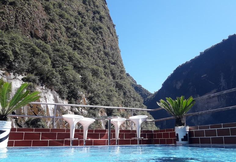 Vista Machu Picchu, מאצ'ו פיצ'ו, בריכה