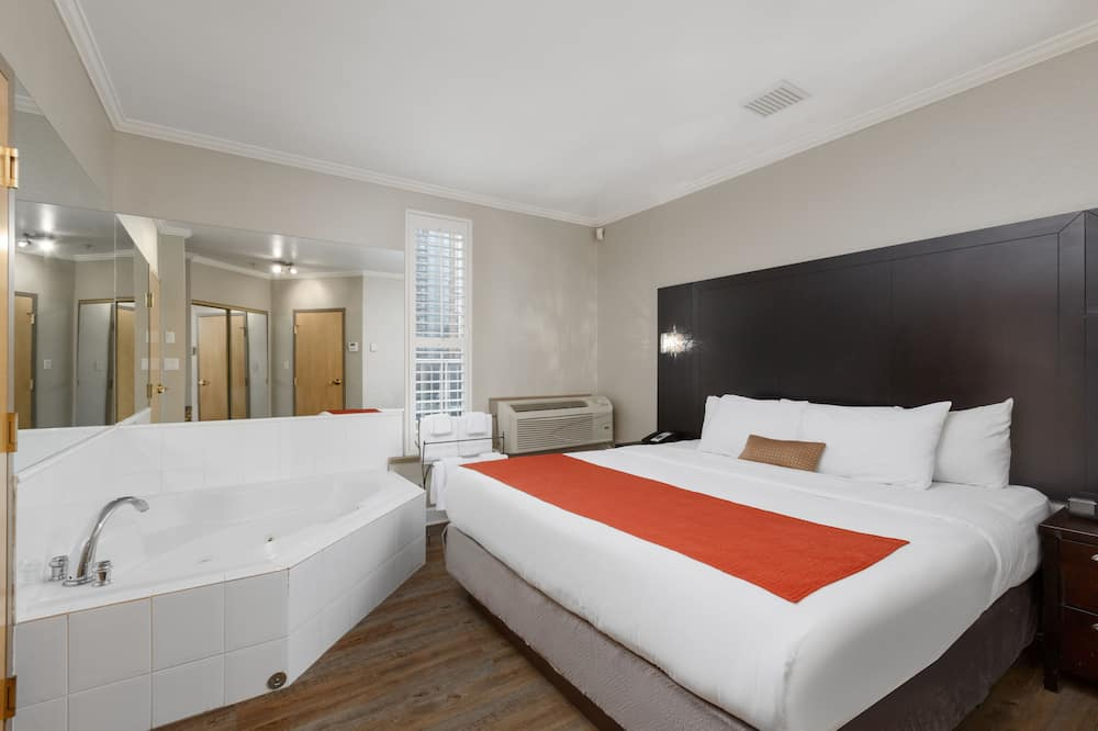 Suite Exécutive, 1 chambre, coin cuisine, vue ville - Chambre