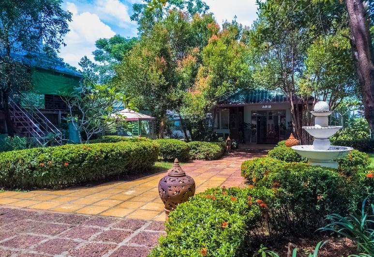 Pannapa Resort, Krabi, Ingang binnen