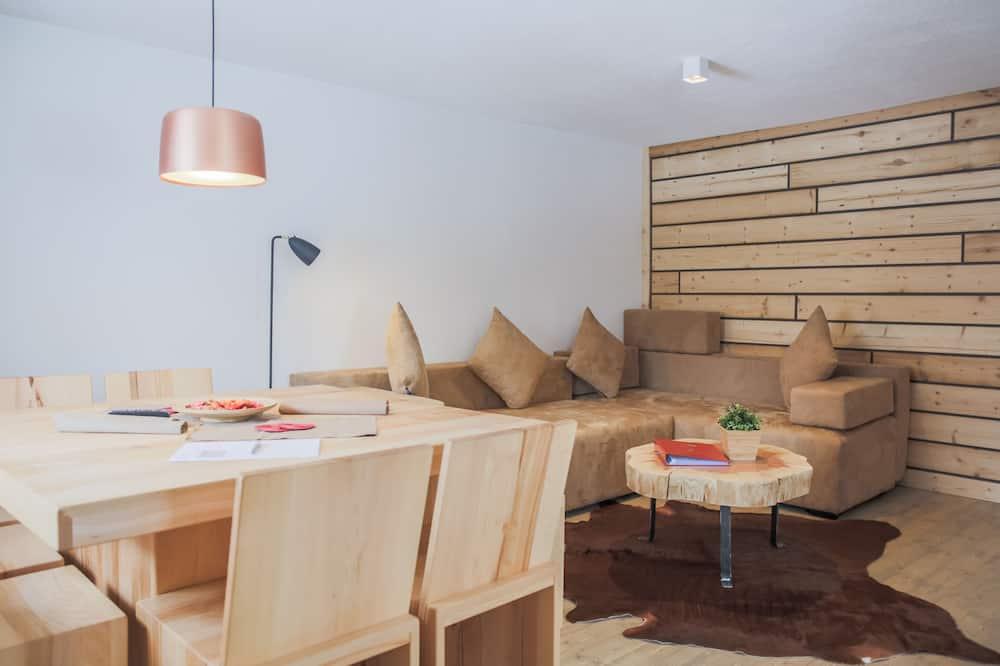 Lägenhet - 4 sovrum (Maisonette) - Matservice på rummet
