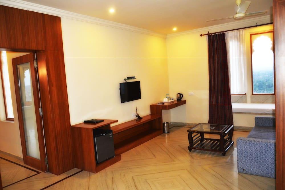 Suite Basic, 1 kamar tidur - Area Keluarga