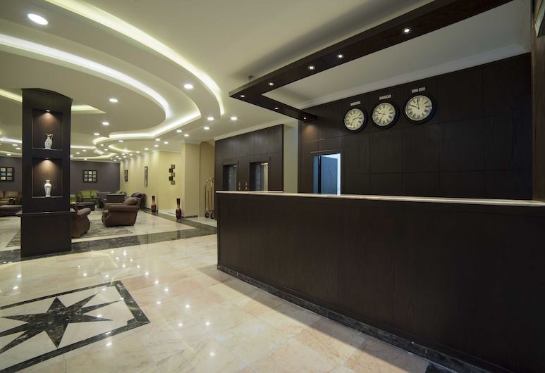 Swiss Spirit Hotel & Suites Turaif, Turaif, Reception