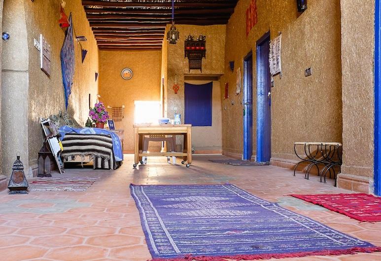Merzouga Camp, Τάουζ, Δίκλινο Δωμάτιο (Double), Ιδιωτικό Μπάνιο, Περιοχή καθιστικού
