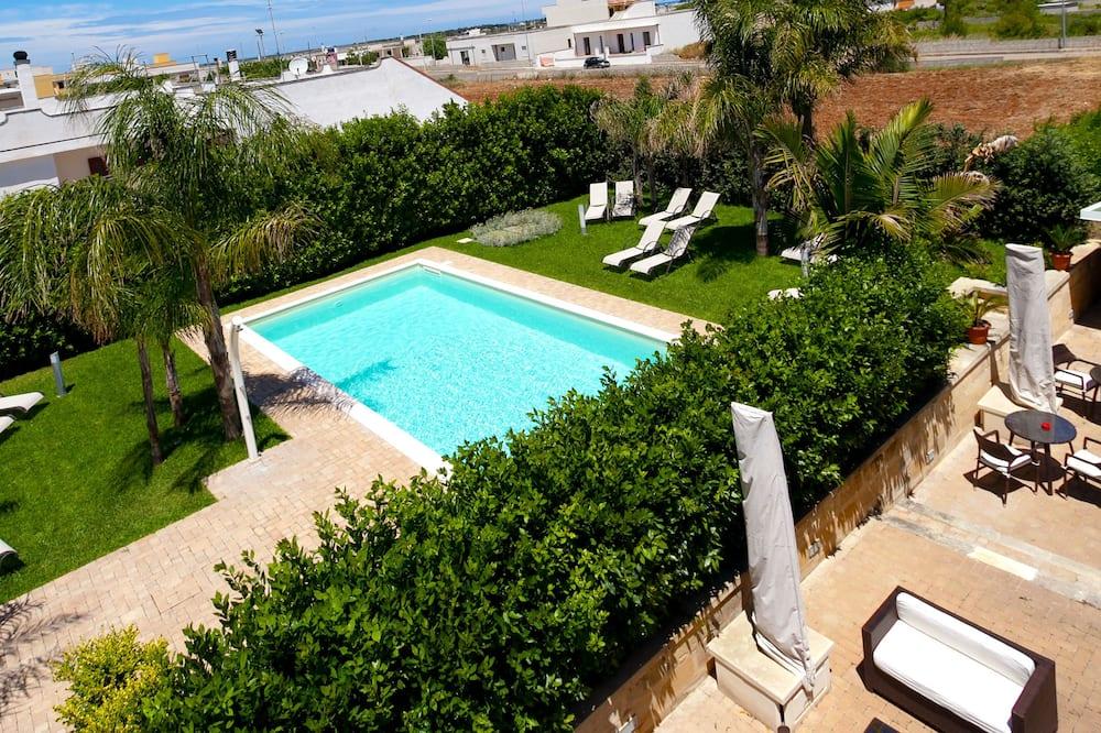 Studio, Terrace - Outdoor Pool