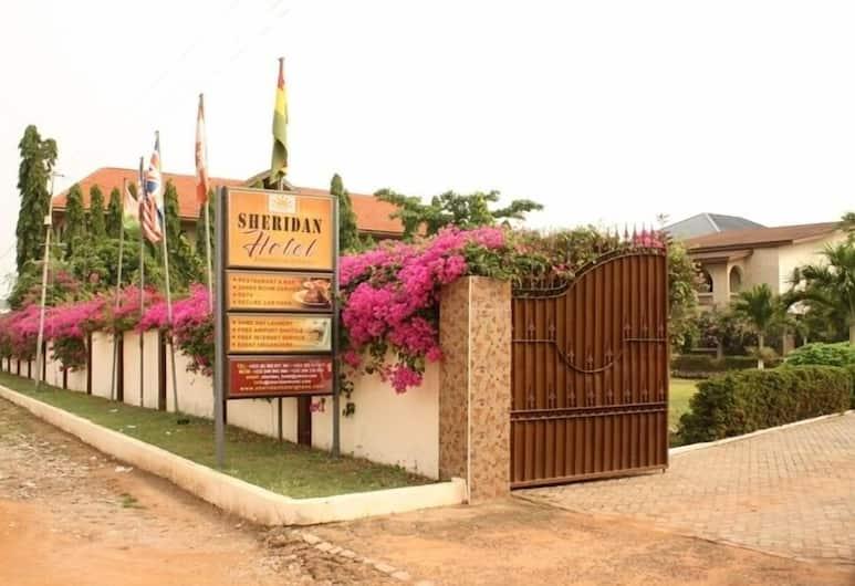 Sheridan Hotel , Accra