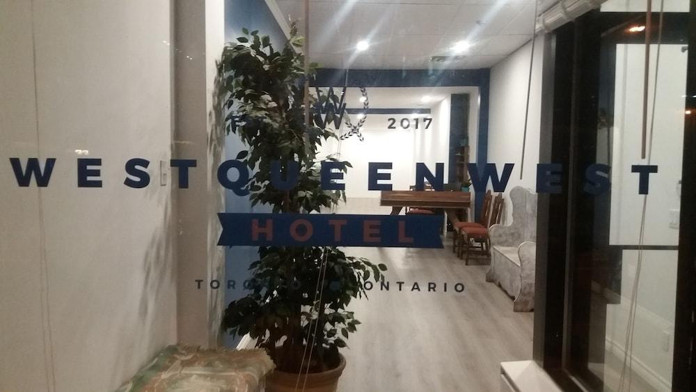 West Queen West Hotel, Toronto