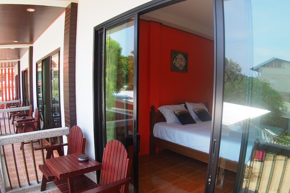 Standard-Doppelzimmer - Balkon