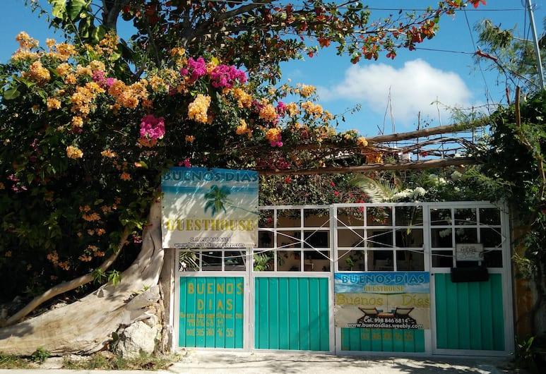 Buenos Dias B&B, Puerto Morelos, Property Grounds