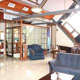 Penthouse, 2 chambres - Salle de séjour