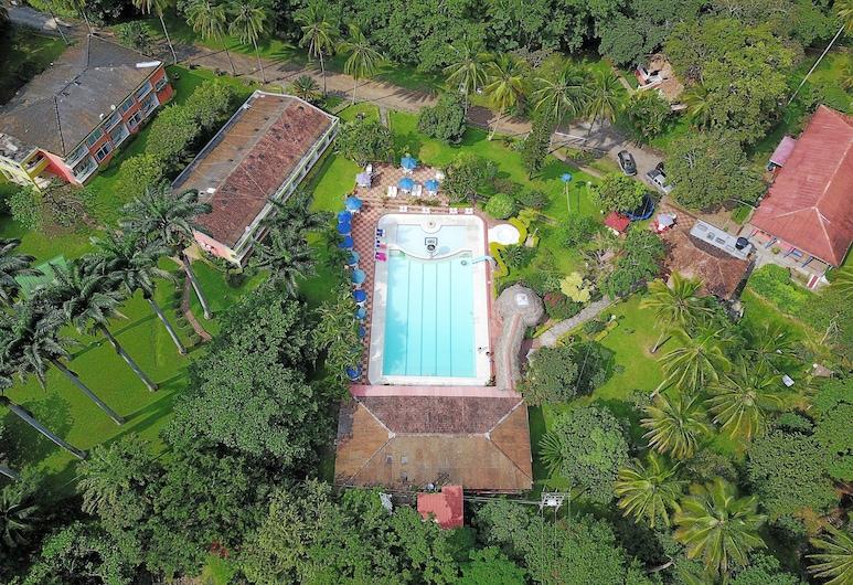 Hotel Hacienda El Diamante - All Inclusive, Villeta, Výhľad z výšky