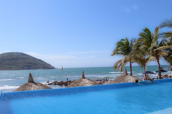 Picture of Pacific Palace Beach Tower Hotel in Mazatlan