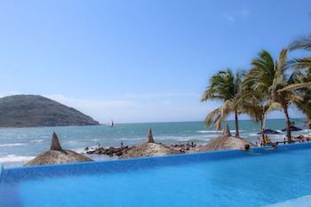 Foto del Pacific Palace Beach Tower Hotel en Mazatlán
