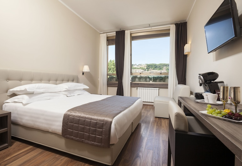 Window on Rome, Rome, Triple Room, Guest Room
