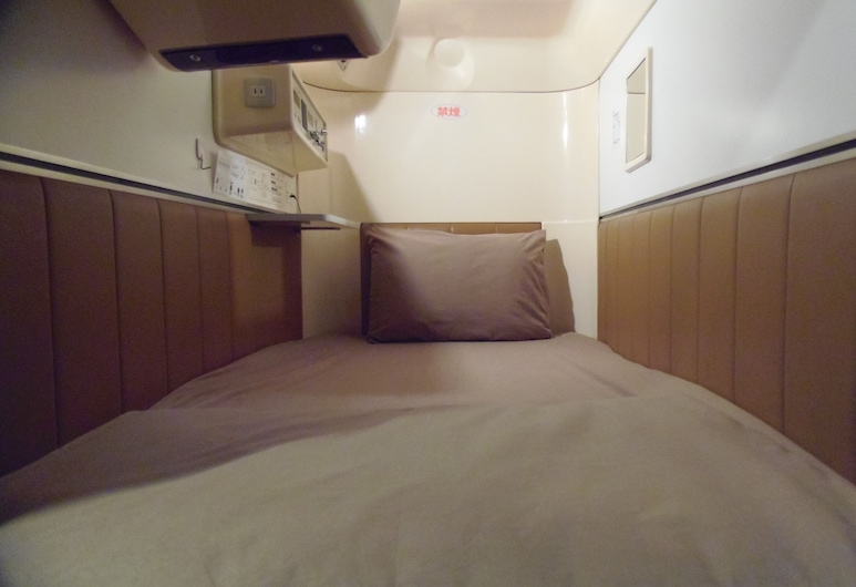 THE NELL UENO OKACHIMACHI - Caters to Men, Tokyo, Capsule Room (2 Units), Men Only, Cash Only, Guest Room