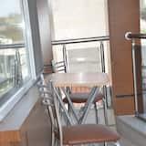 Familienzimmer, Balkon, Meerblick - Balkon