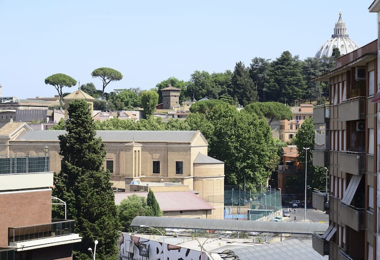 Rome Inn, Rome, Double Room (Pantheon), View from Hotel